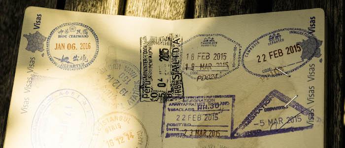 cout visas