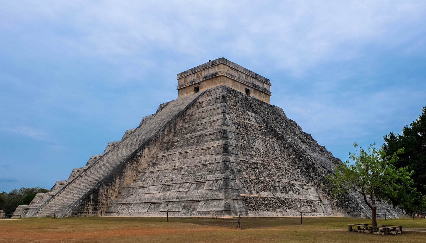 Chichen Itza mexique yucatan