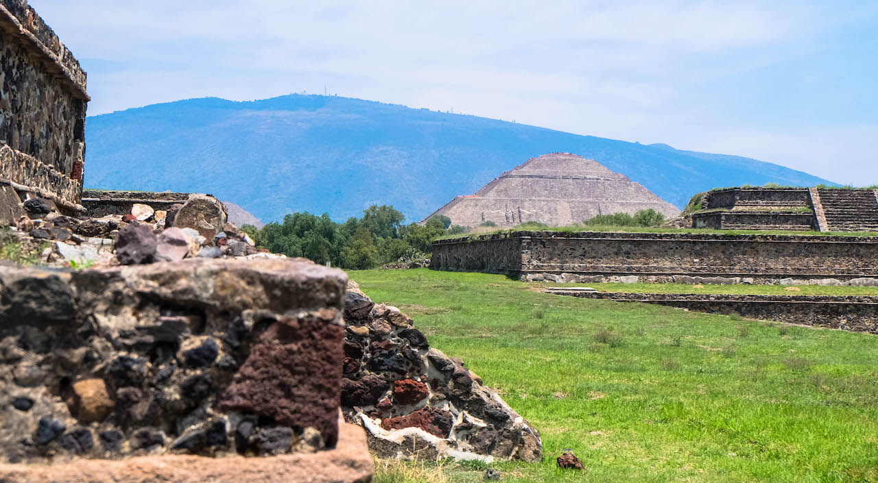 teotihuacan mexique mexico
