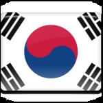 coree du sud drapeau