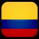 colombie drapeau
