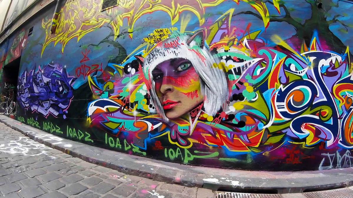 Découvrez Melbourne: la capitale artistique Australienne