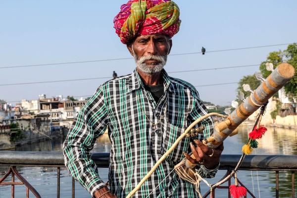 musicien udaipur