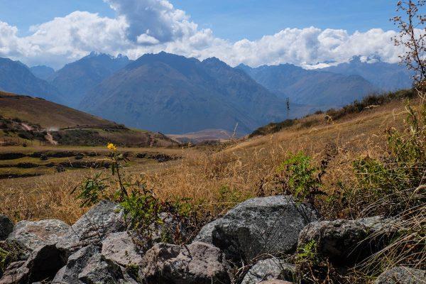 paysage pérou moray