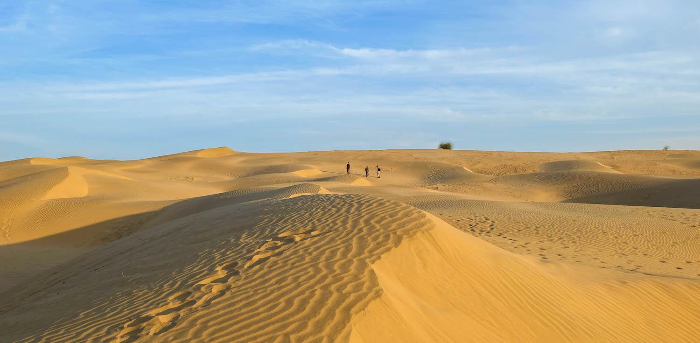 desert Thar inde
