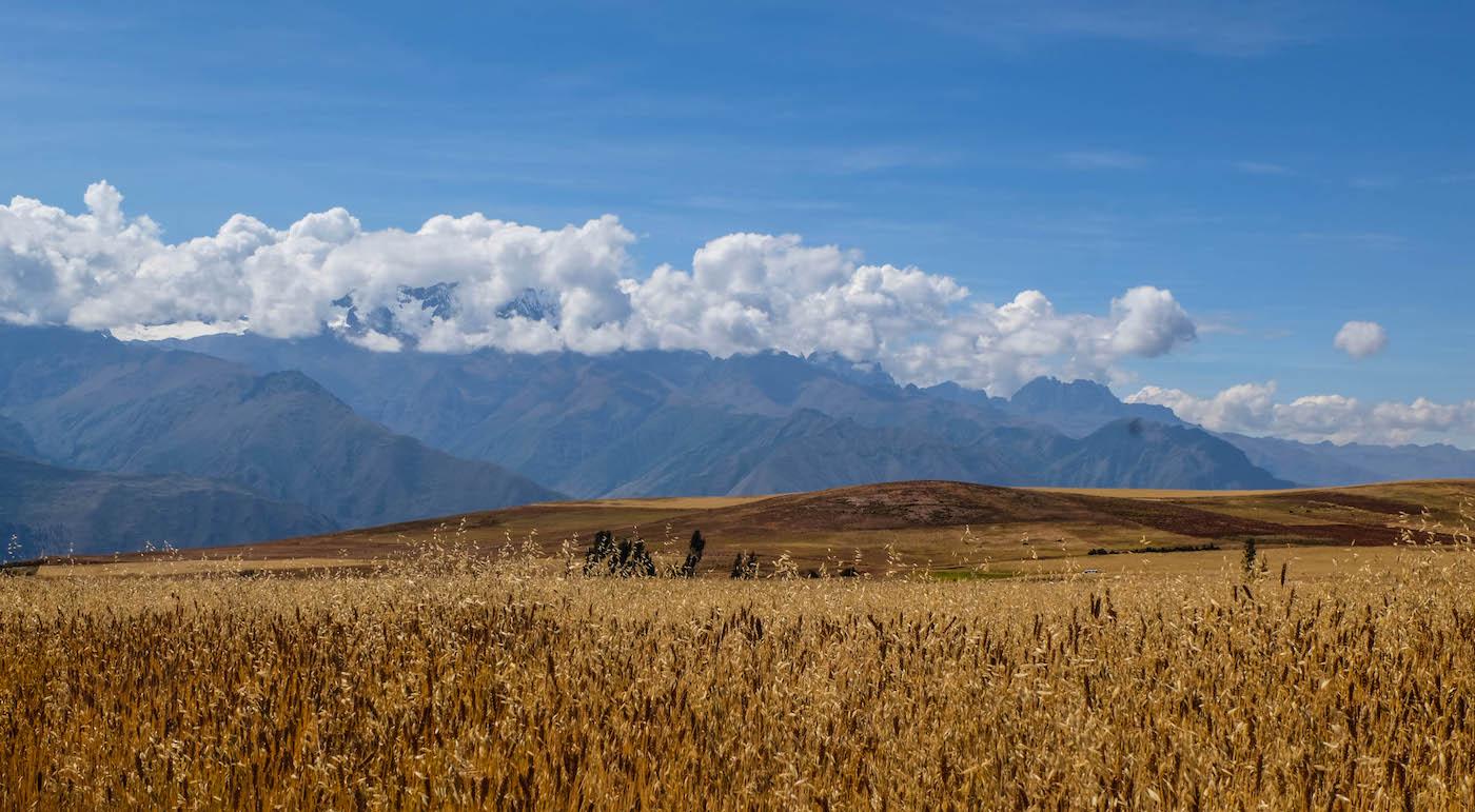 cuzco vallée sacrée incas
