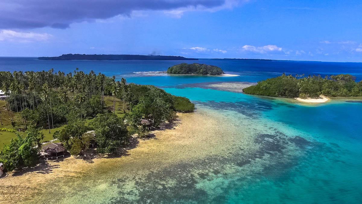 Vanuatu Espiritu Santo