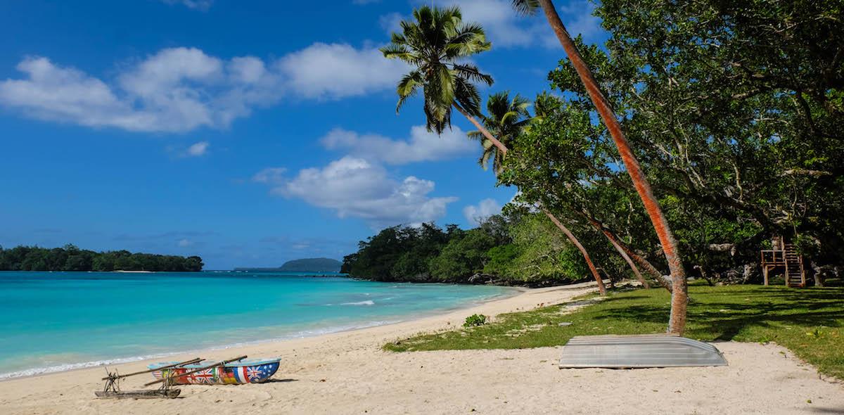 Espiritu Santo et Efaté : le paradis du Vanuatu