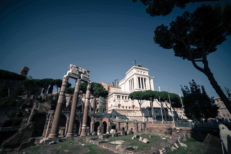 rome monument italie